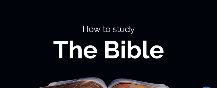 2. Why Study the Bible?